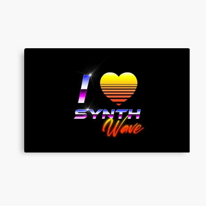 I Love Synthwave