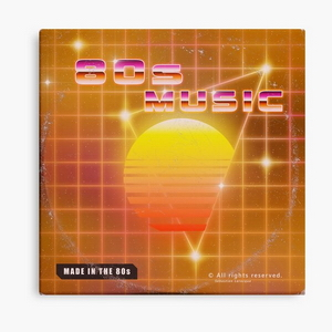 80s music vinyl disk album