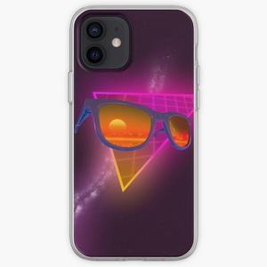 Sunglasses in space (Purple)