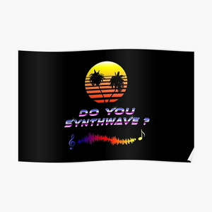 Do You Synthwave (with palm trees)