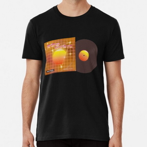 80s music with vinyl disk - T-shirts